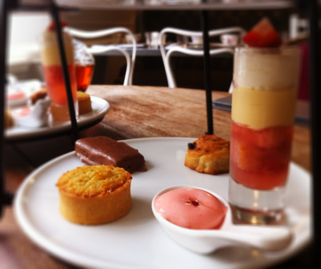 Afternoon Tea at Kettners for Mothers Day