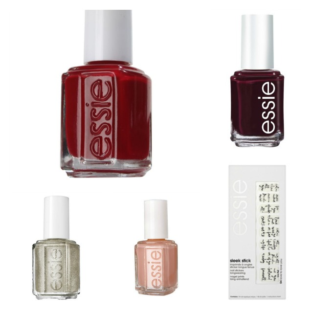 Essie Limited Edition Festive Fingertips Box - Merry Musing