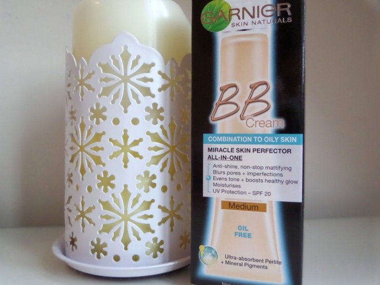 Garnier Miracle Skin Perfector Daily All-In-One BB Cream review