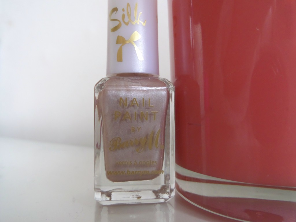 Barry M Silk Collection Truffle
