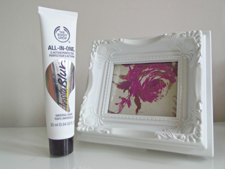 The Body Shop's All-in-One Instablur Review