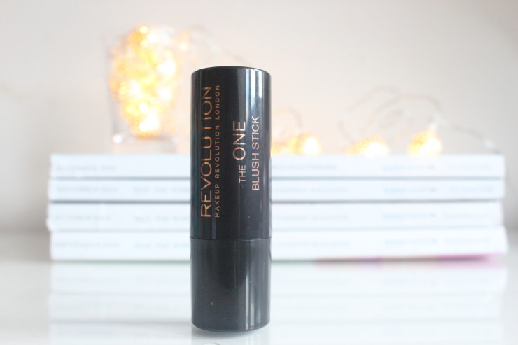 Makeup Revolution The One Blush Stick in Rush
