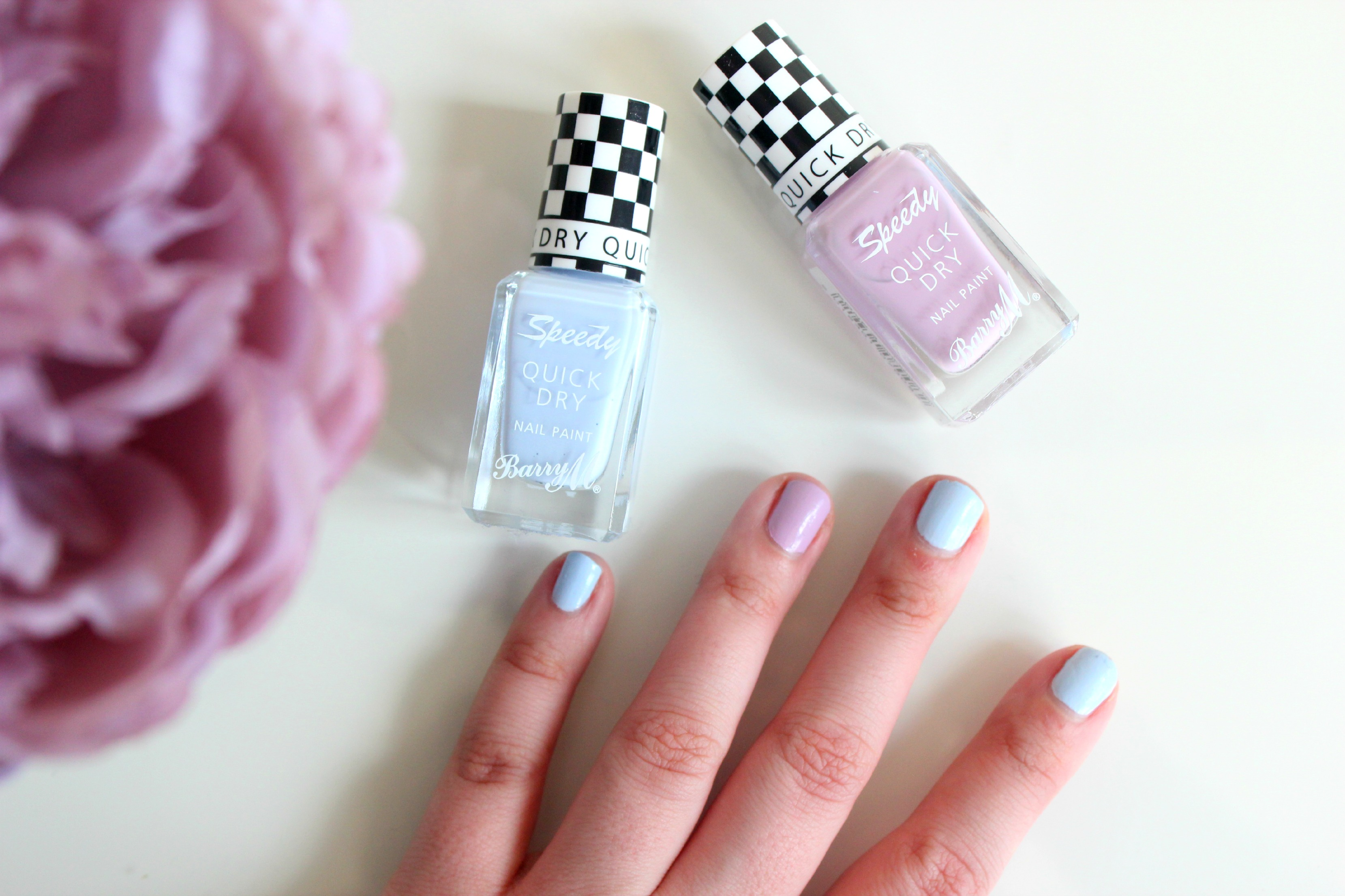 Barry M Speedy Quick Dry Nail Paint | Merry Musing
