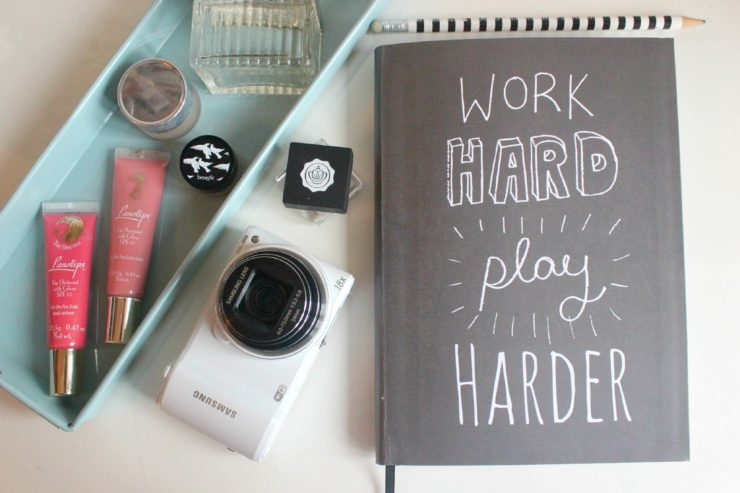 Increasing productivity for blogging