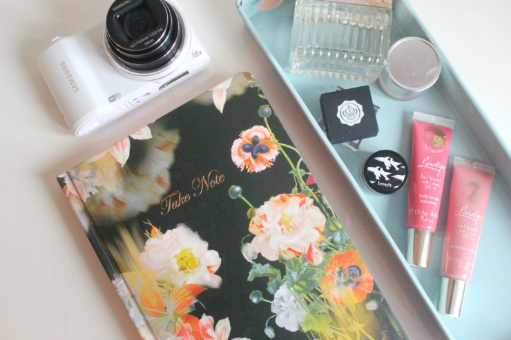 Keeping organised and inspired