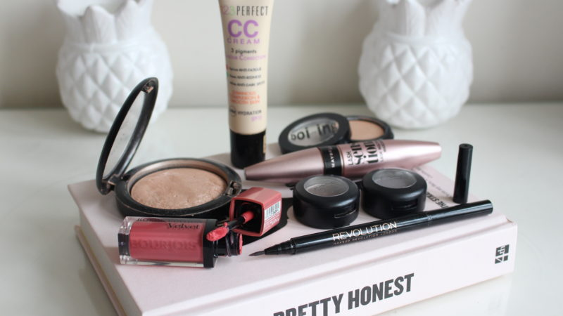 Makeup I can't live without