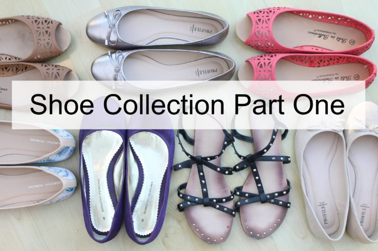 Shoe Collection Video