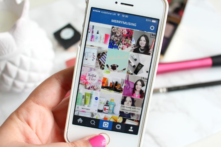 Top 3 Instagram tips for bloggers