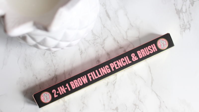 Soap & Glory Archery 2-in-1 Brow Filling Pencil & Brush