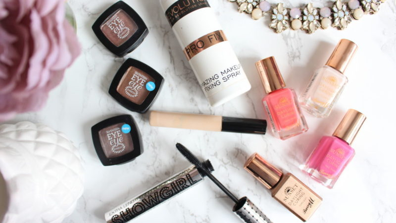 Top 5 beauty products under £5
