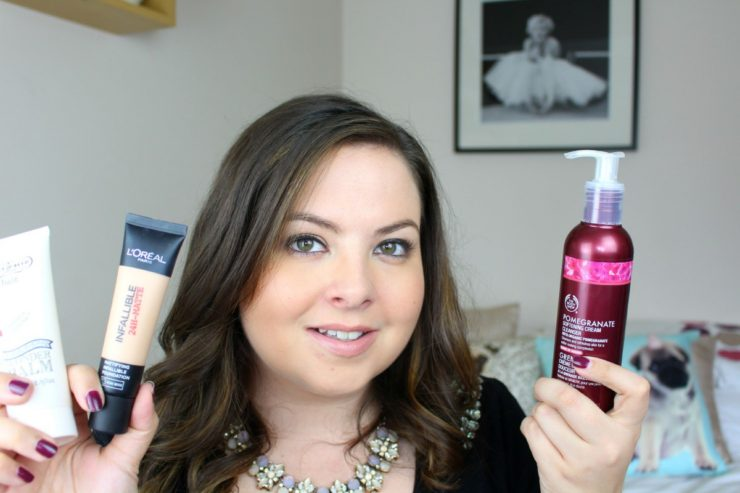 July Favourites video