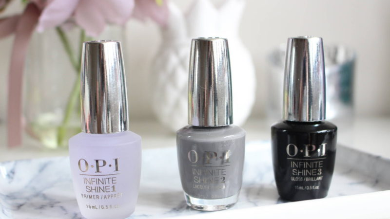 OPI Infinite Shine Gel Effect Nail Polish
