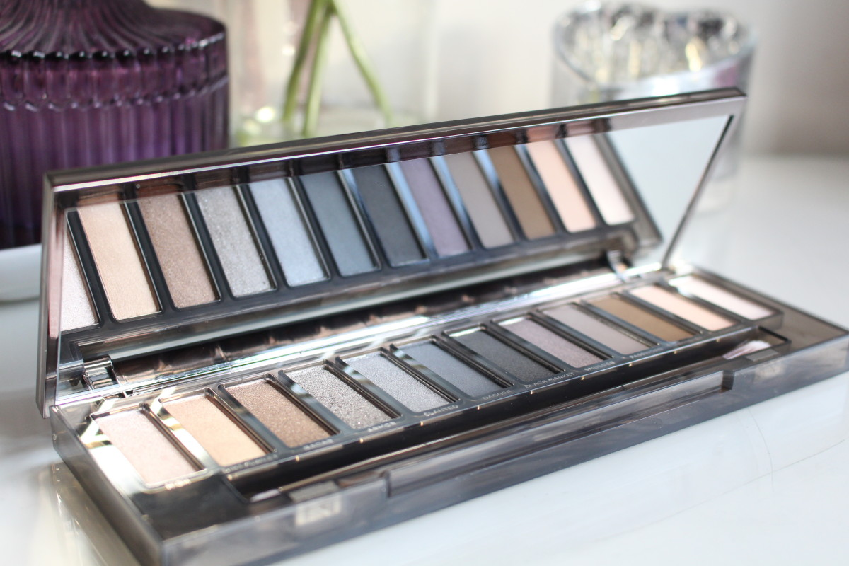 Urban Decay Naked Smoky Palette Merry Musing Eyeshadow
