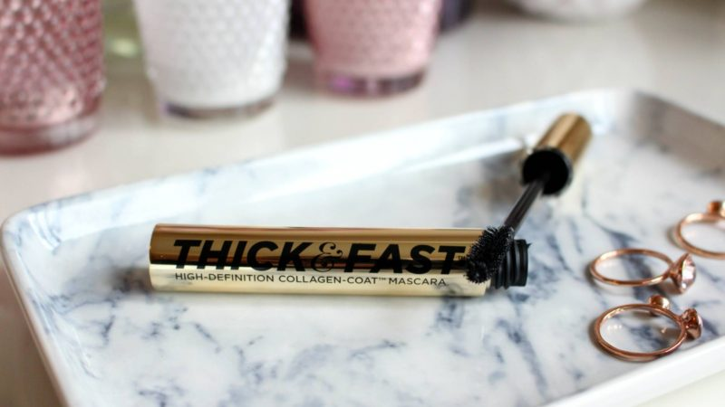 Soap and Glory Thick and Fast Mascara Review