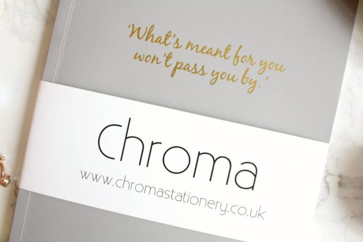 Chroma Stationery Giveaway