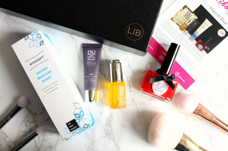 March Libbie Club Review and Giveaway!