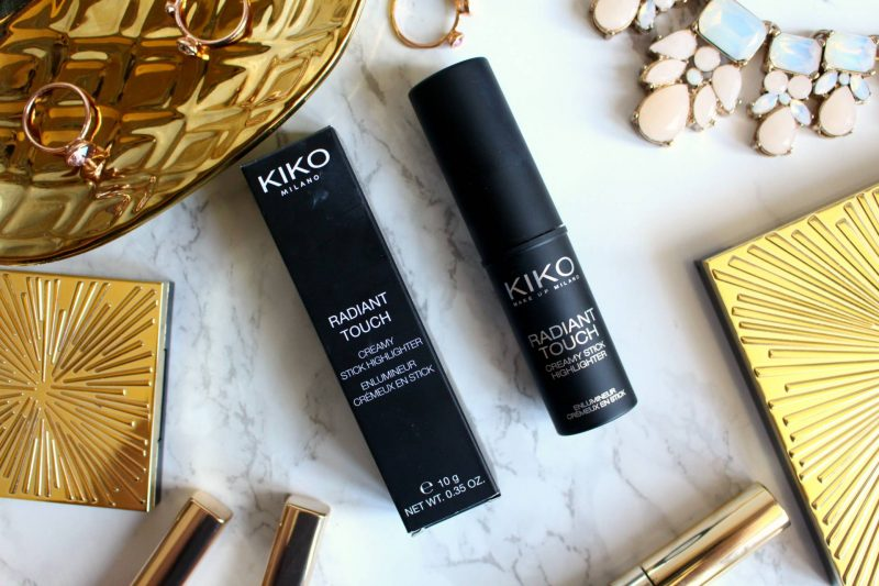 Kiko Radiant Touch Creamy Highlighter Review
