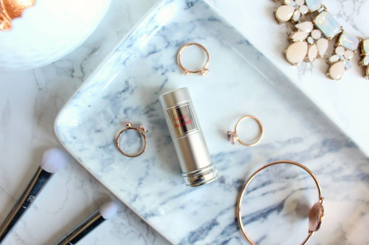 Lancome Rouge in Love Rouge Saint Honore lipstick