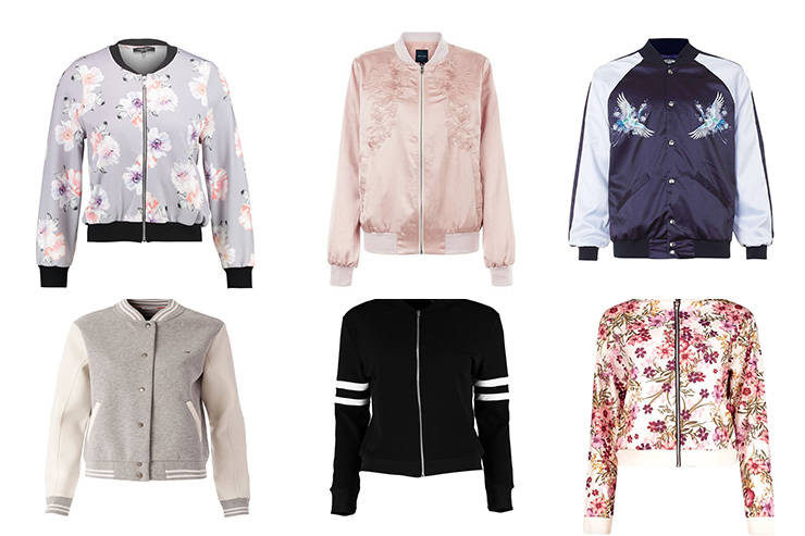 Bomber Jacket Wishlist