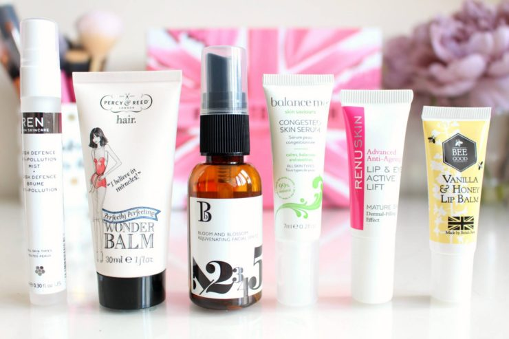 #LFBestofBritish Beauty Box