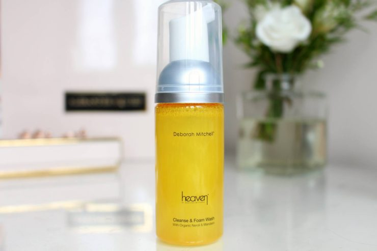Two to try from Heaven Skincare