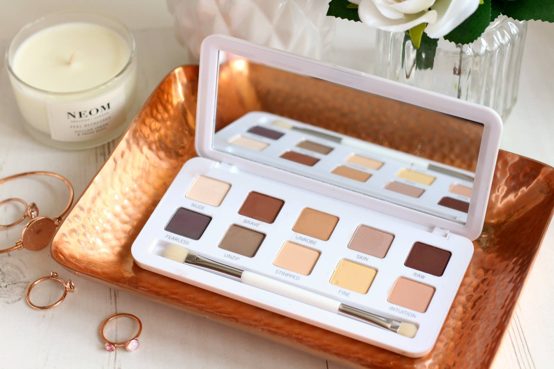 Models Own Dare to Bare Collection – The Eyeshadow Palette