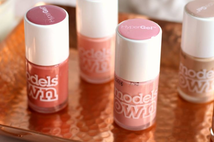 Models Own Dare to Bare Collection - The Nail Polishes