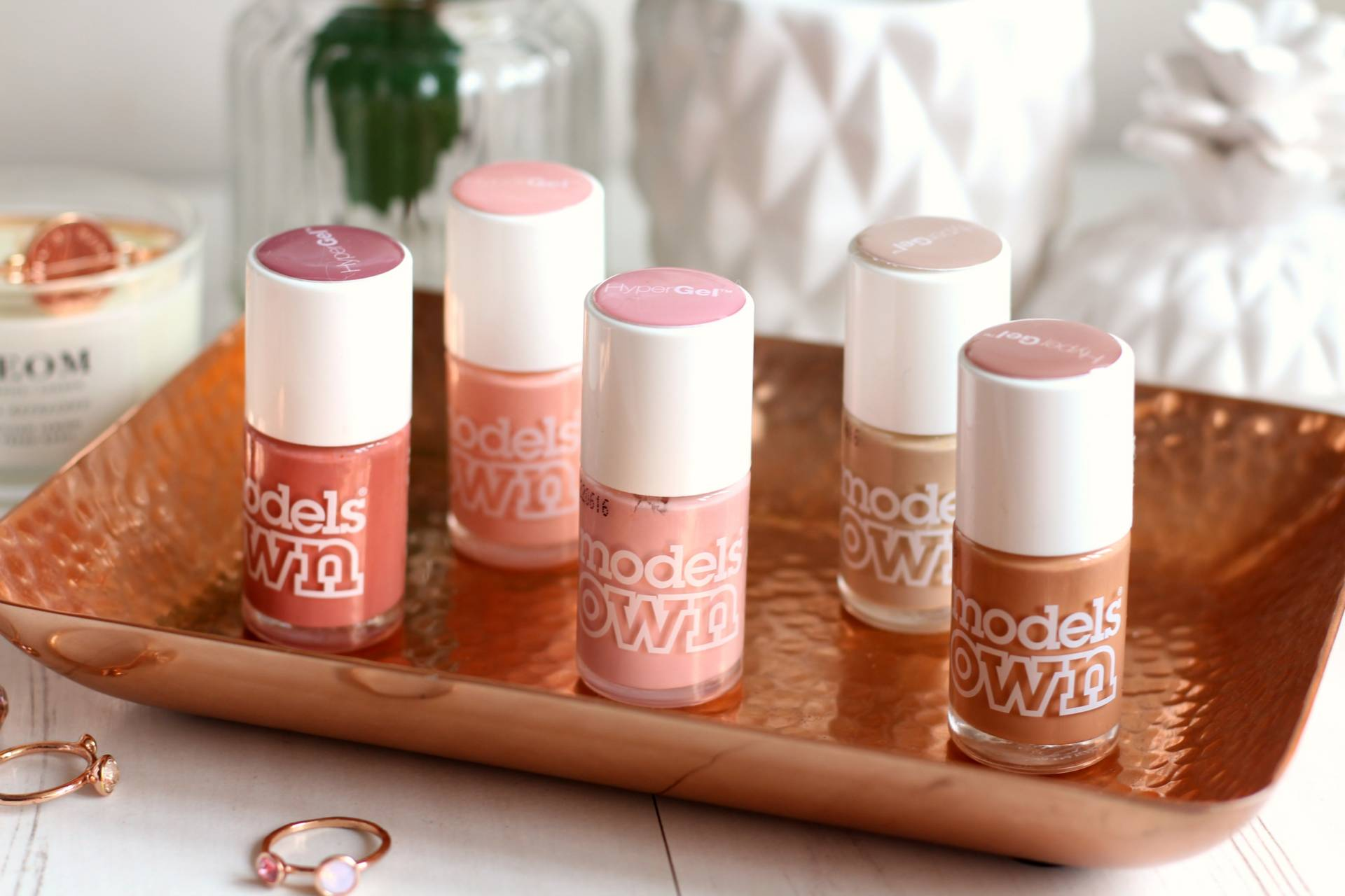 Models Own Dare to Bare Collection – The Nail Polishes
