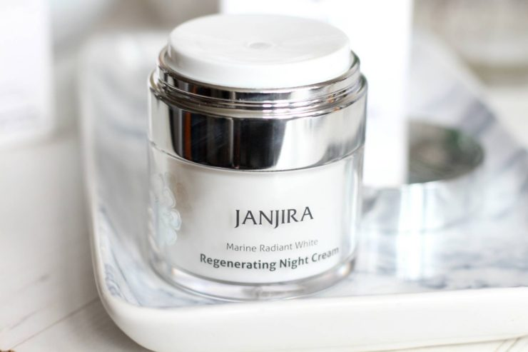 New skincare additions from Janijra