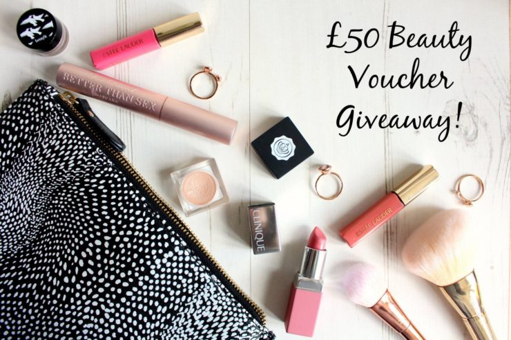 Beauty Voucher Giveaway