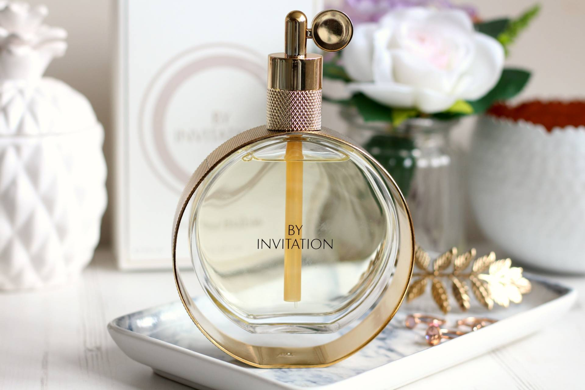 The perfect Autumn fragrance – By Invitation Michael Buble