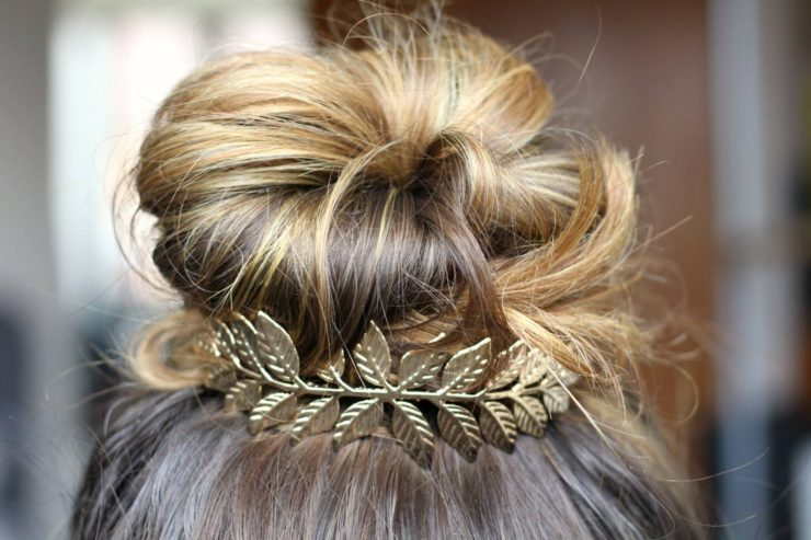 Kitsch hair accessories