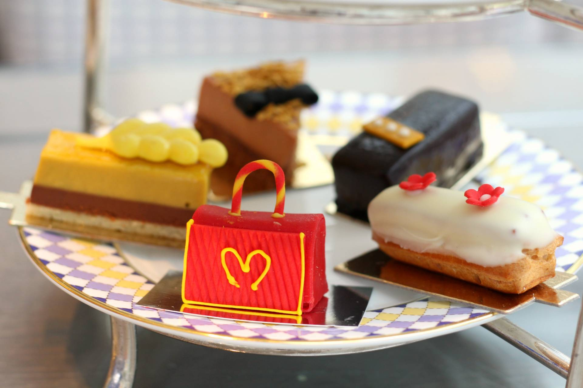 A fashionable Afternoon Tea at the Berkeley Hotel London