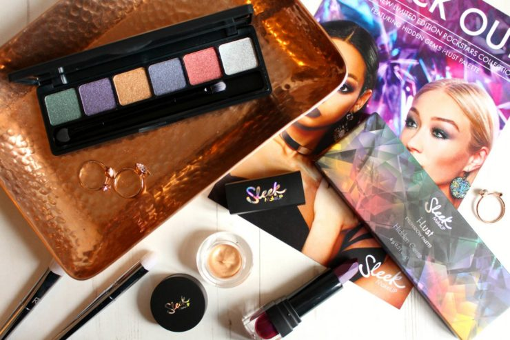 Sleek Makeup Rockstars Collection
