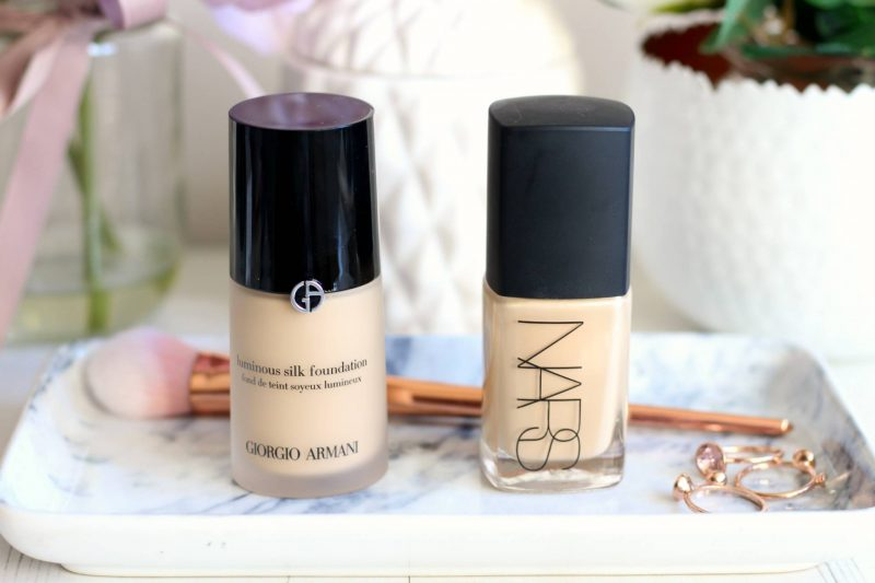 Two High End Winter Foundation Favourites