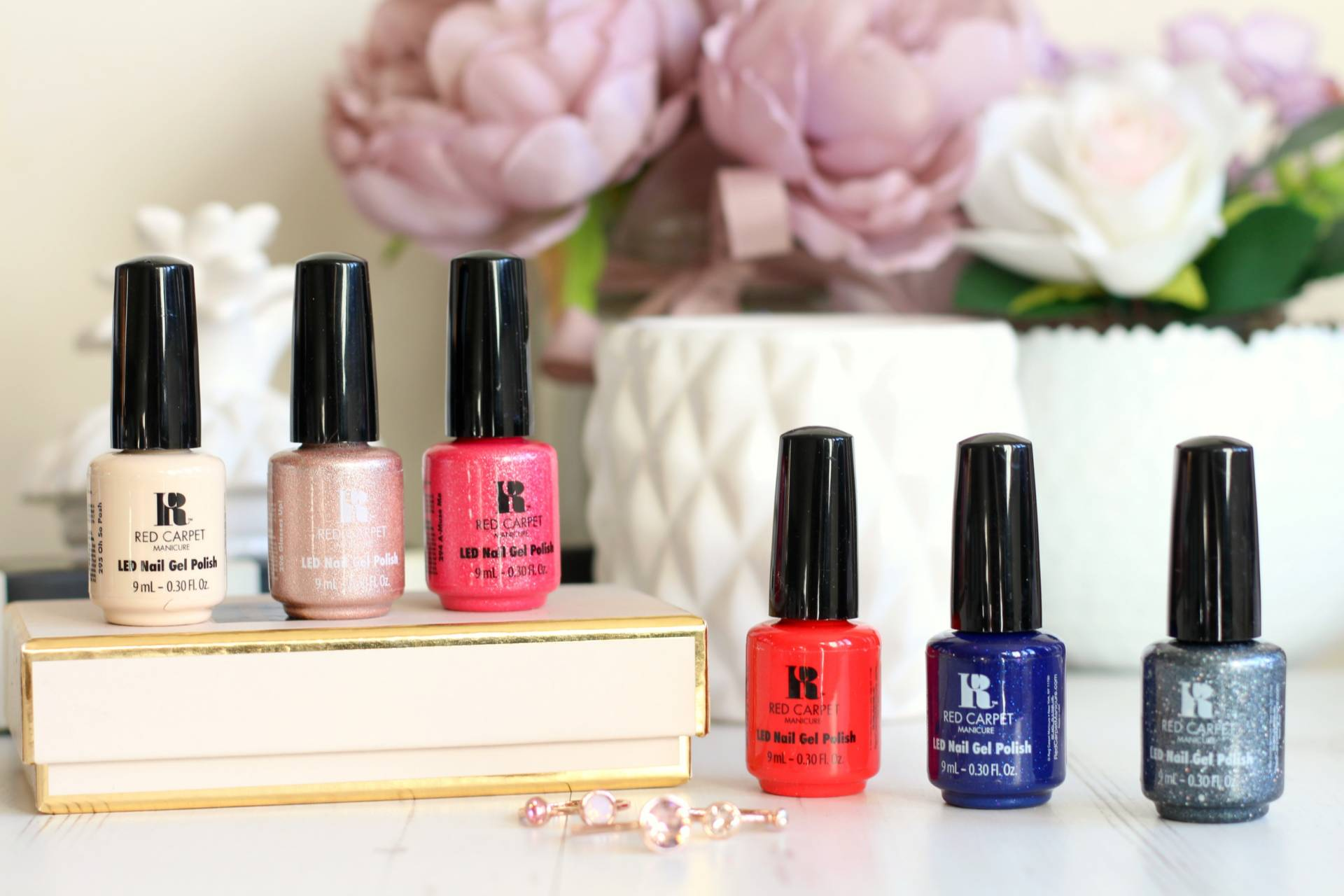 Red Carpet Manicure It's A Luxe Life Holiday Collection 2016