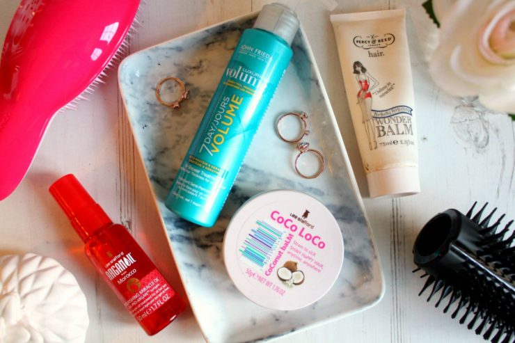 Winter Haircare Edit