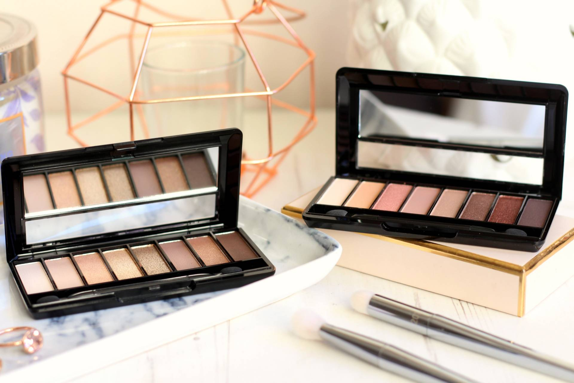 New in from Rimmel – Magnif'eyes Eyeshadow Palettes