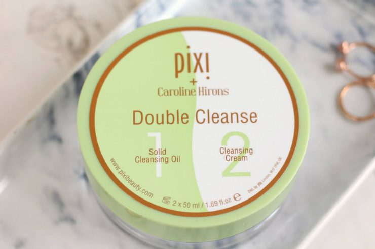 Caroline Hirons for Pixi Double Cleanse Balm