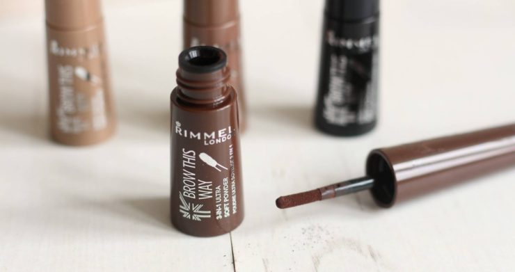 Rimmel's New Brow Shake Filling Powder