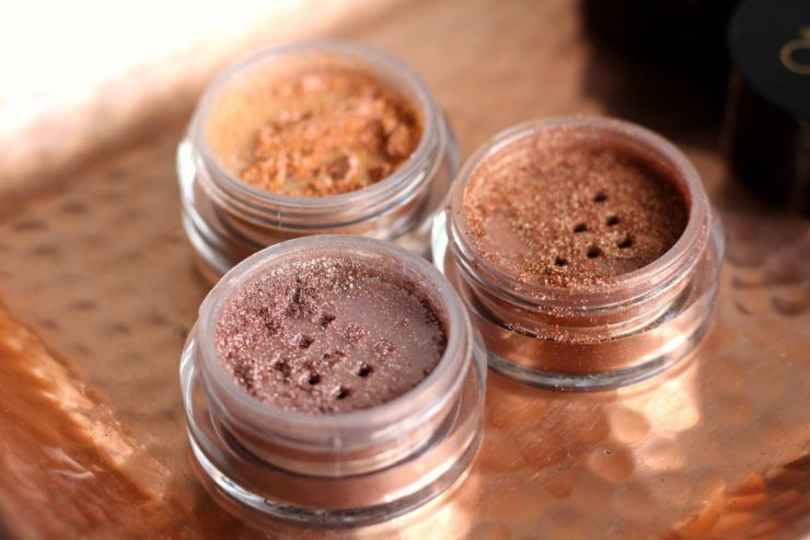 Ciate Prescious Metal Eyeshadows