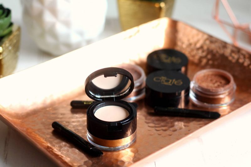 Upping the glamour with Ciate Prescious Metal Eyeshadows