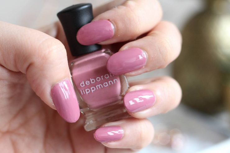 Deborah Lippmann Spring Collection Coming Up Roses