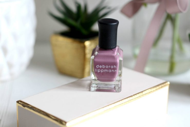 Deborah Lippmann Spring Collection Lay Lady Lay