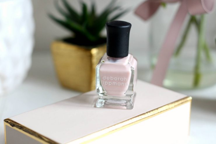 Deborah Lippmann Spring Collection Life is Rosy