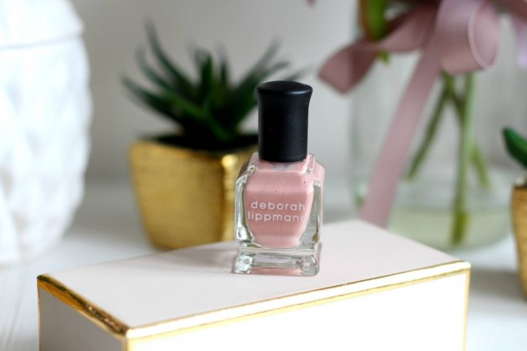 Deborah Lippmann Spring Collection Touch Me Tease Me