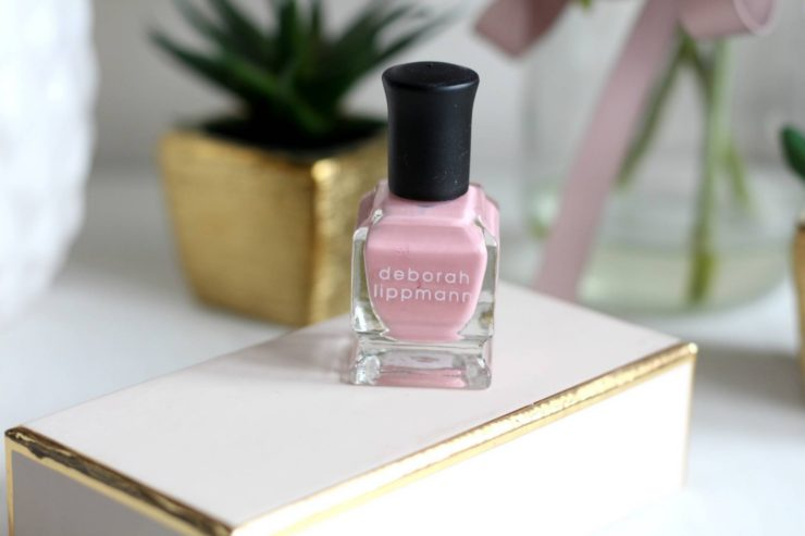Deborah Lippmann Spring Collection A trail of petals