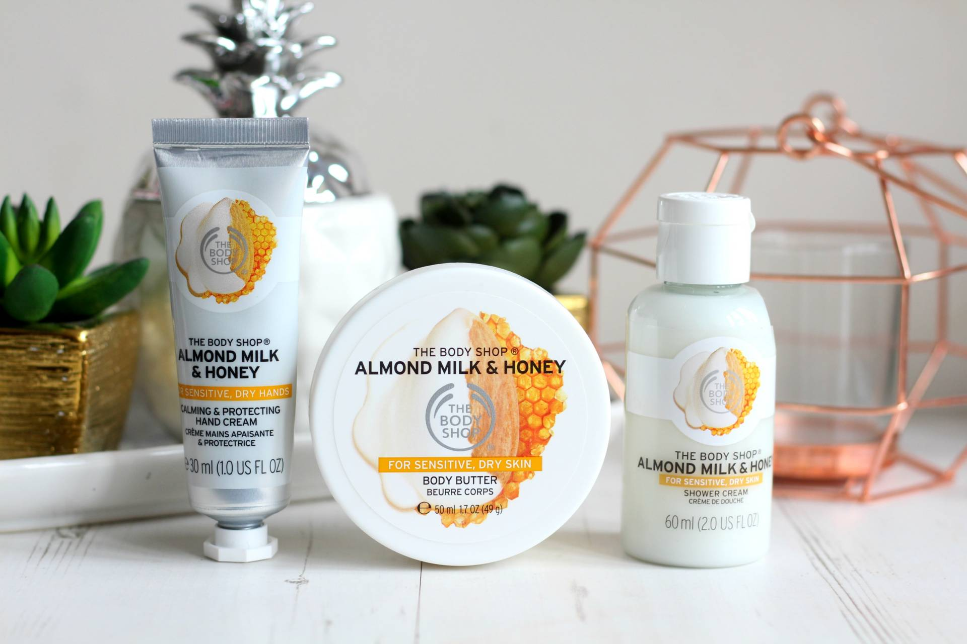 New in from The Body Shop