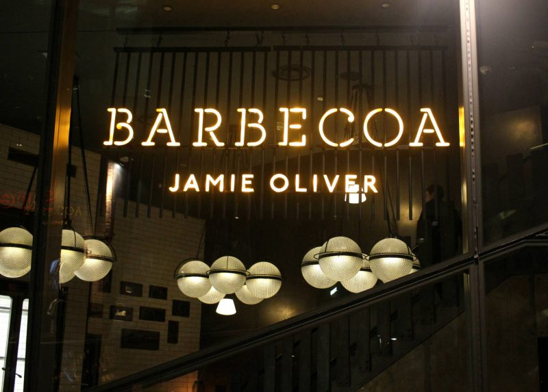 An unforgettable night at Barbecoa St Paul's