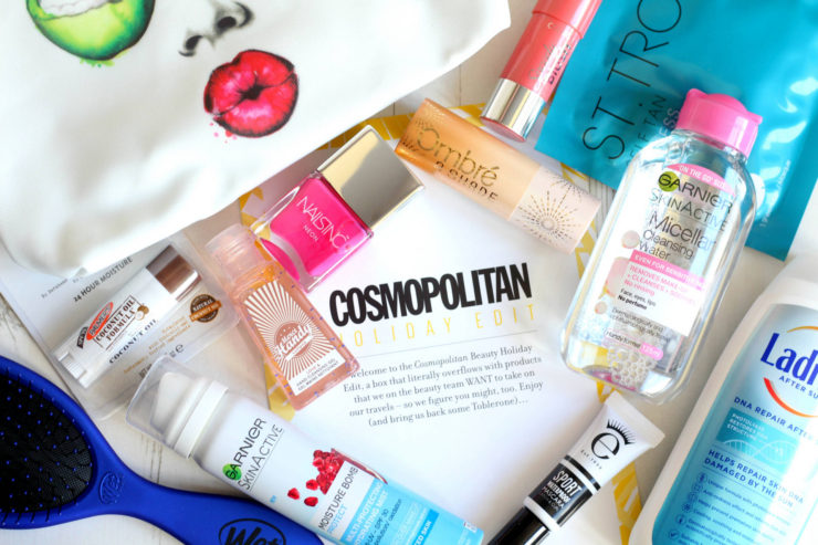 Latest in Beauty Cosmopolitan Holiday Edit Box